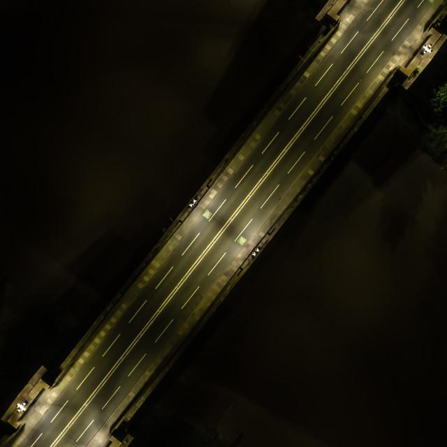 """Grosvenor Bridge"" stock image"