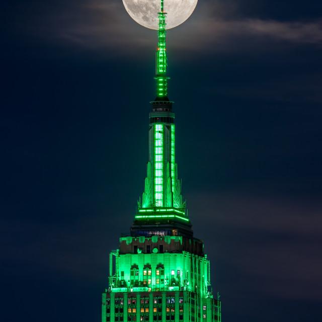 """Green Empire"" stock image"