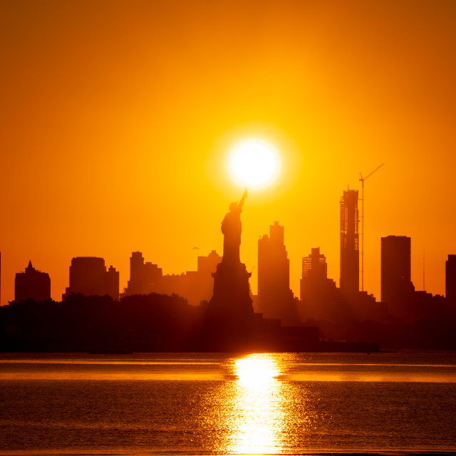 """Good Morning NYC"" stock image"