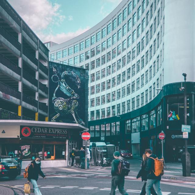 """City living"" stock image"
