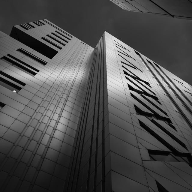 """City Of London Modern Building"" stock image"