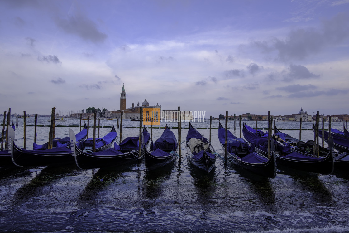 """Classic Venice"" stock image"