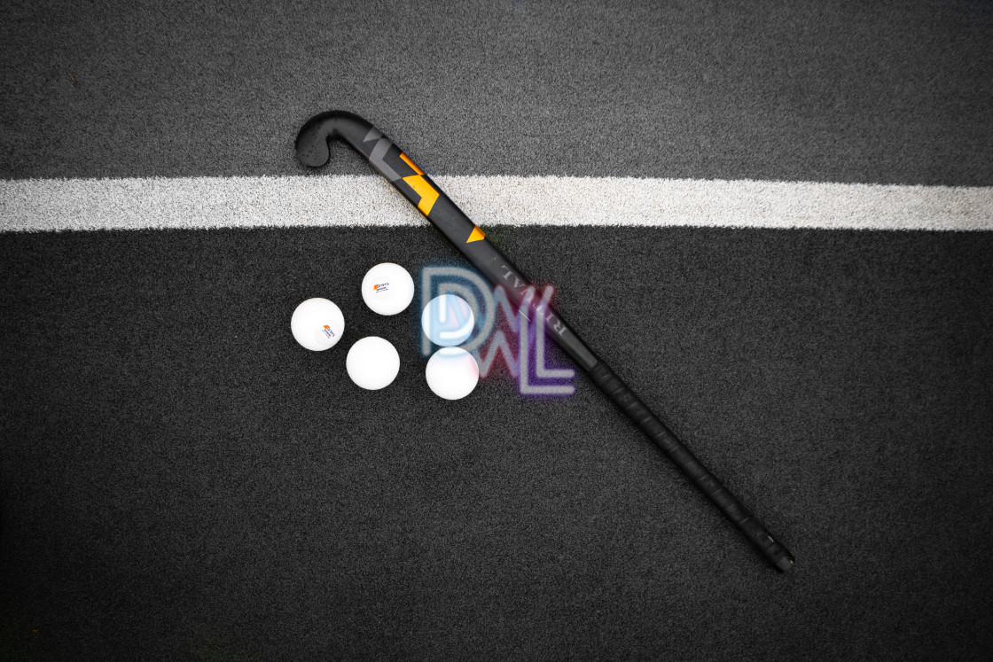 """""""Field Hockey Stock Pictures"""" stock image"""