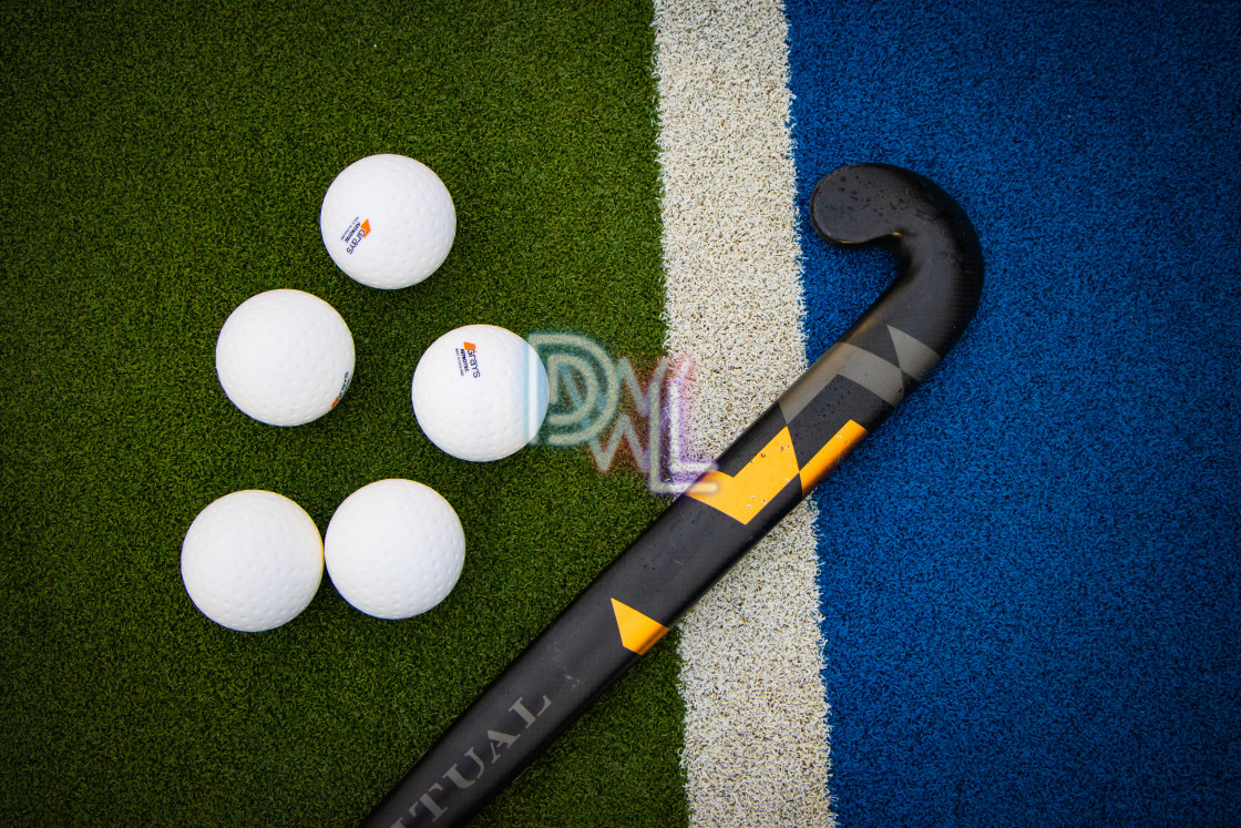 """Field Hockey Stock Pictures"" stock image"