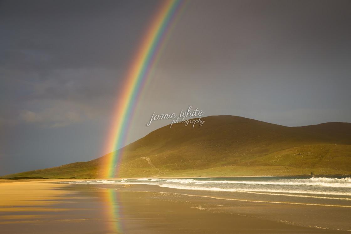 """Scarista Rainbow"" stock image"