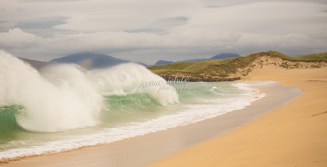 """Scarista waves"" stock image"