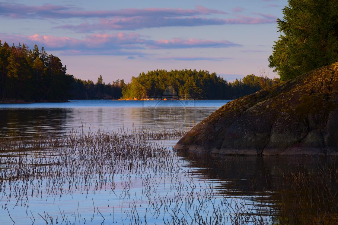 """Löparö"" stock image"