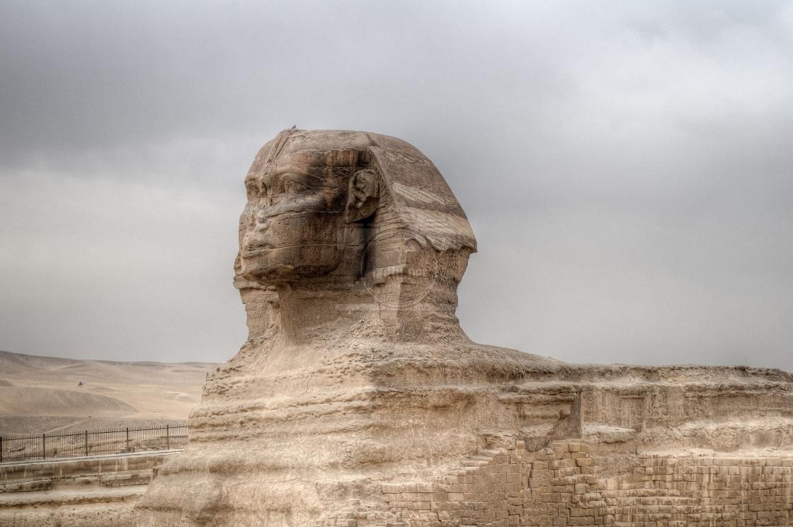 """""""Sphinx"""" stock image"""
