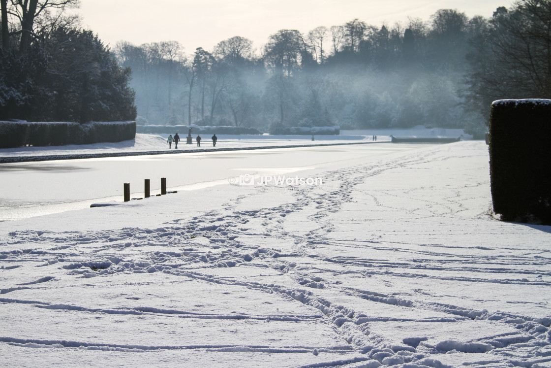 """""""A Winters Day"""" stock image"""