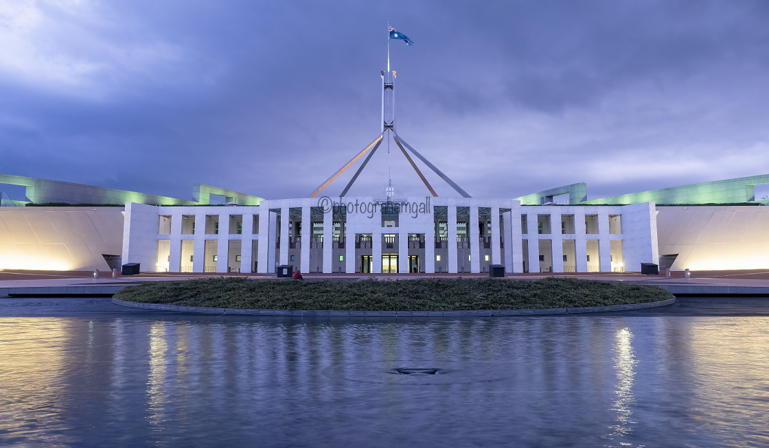 """""""Parliament House"""" stock image"""