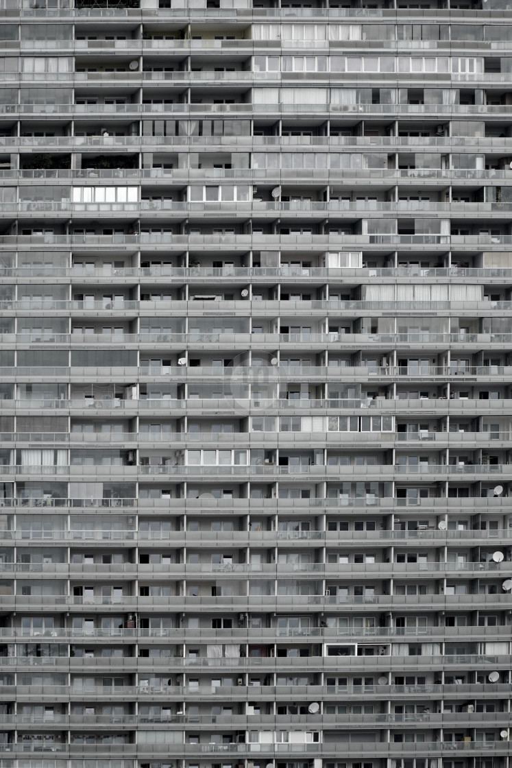 """""""Apartments"""" stock image"""