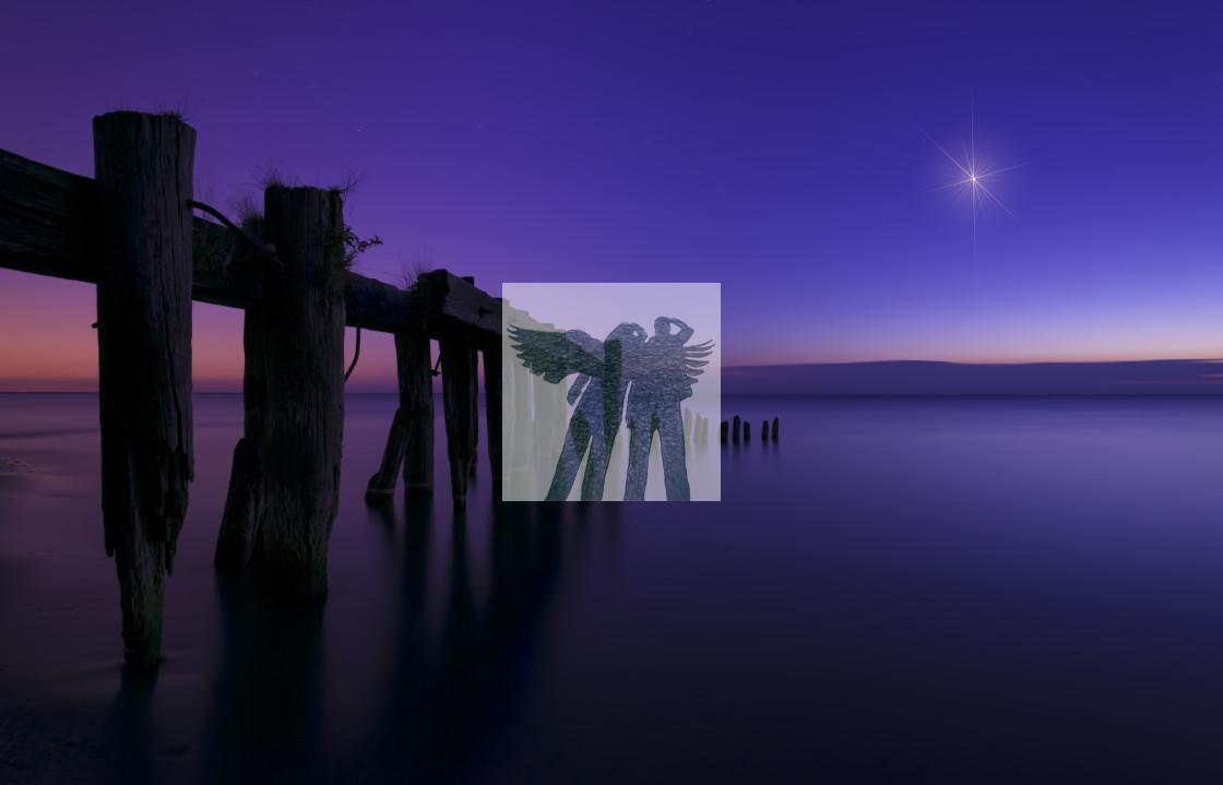 """Deep Purple"" stock image"