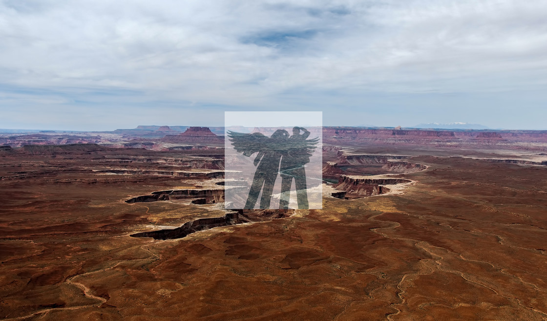 """Canyonlands National Park"" stock image"