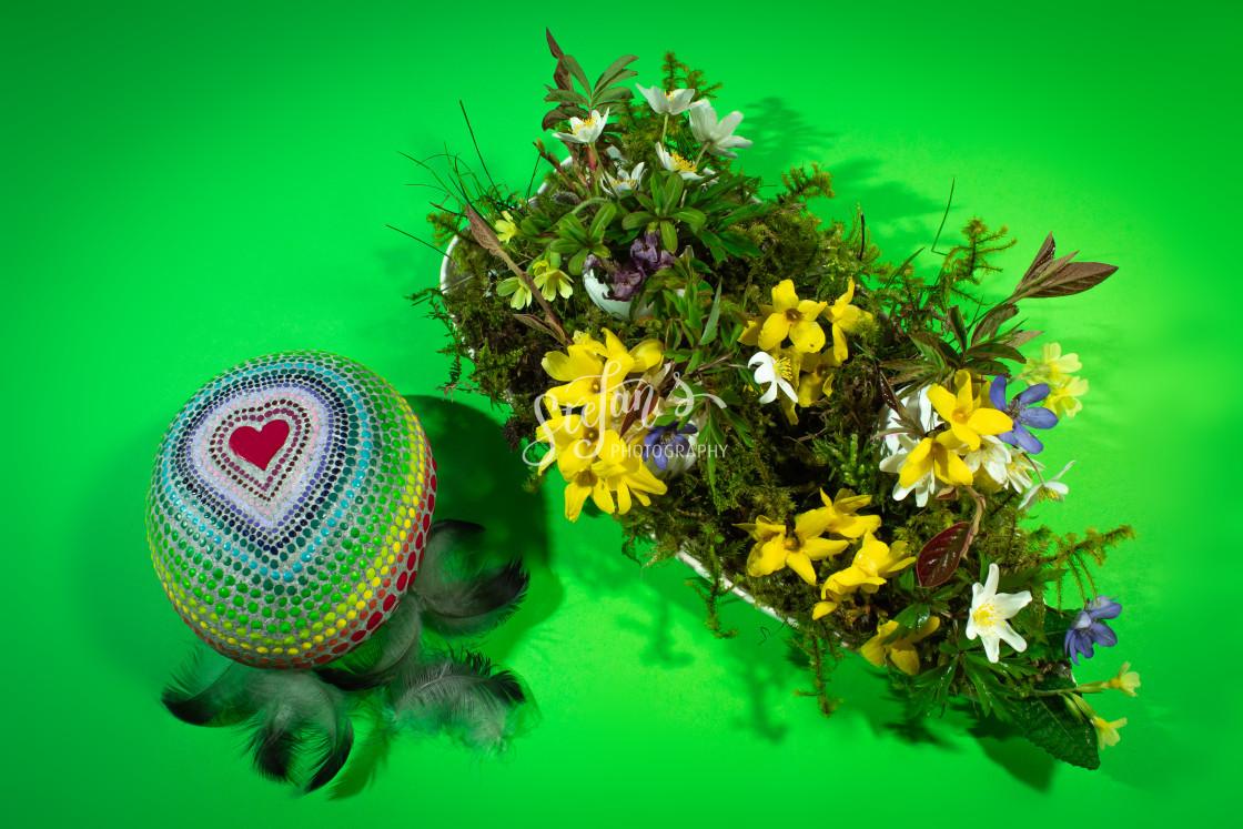 """Easter Festival Decoration"" stock image"