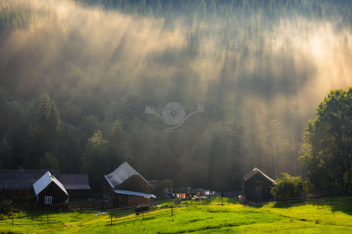 """""""A place called home"""" stock image"""