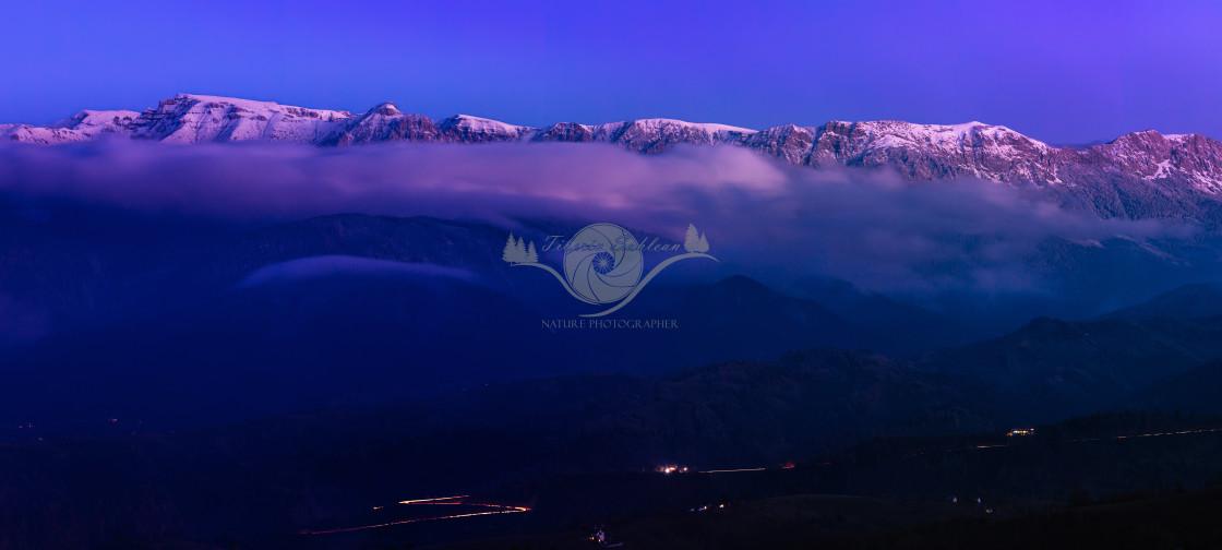 """Bucegi Mountains"" stock image"