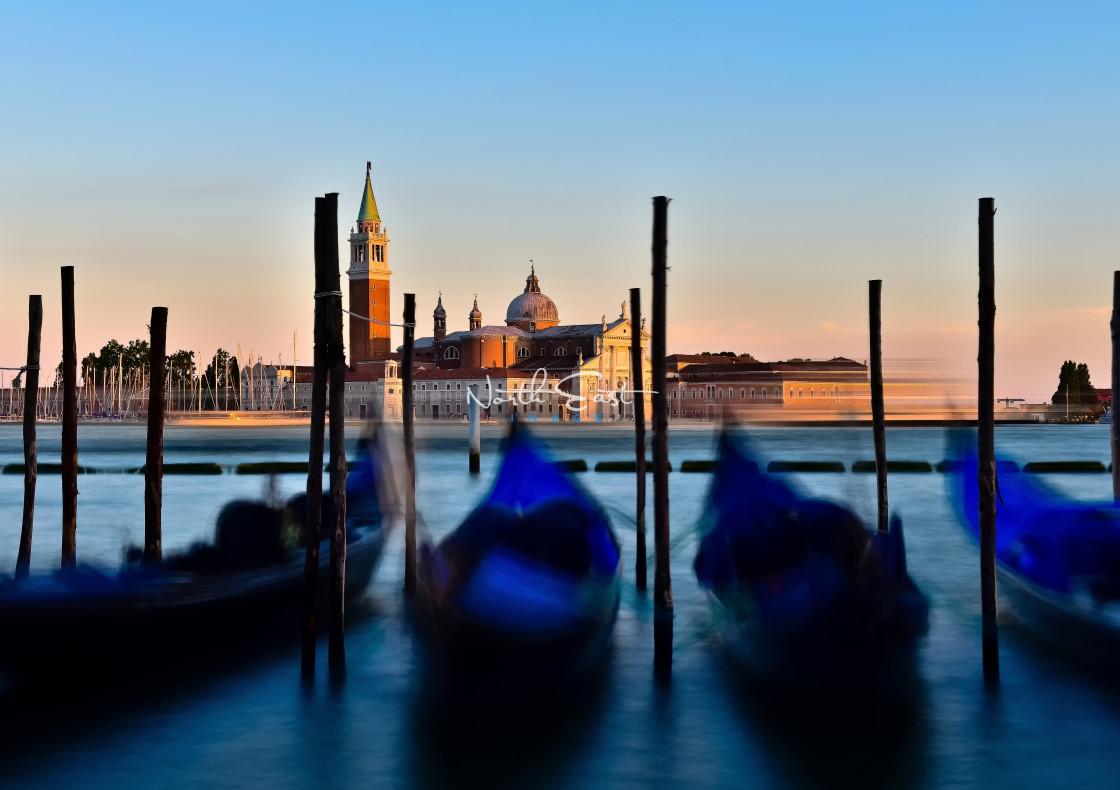"""Venice Giorgio Island"" stock image"