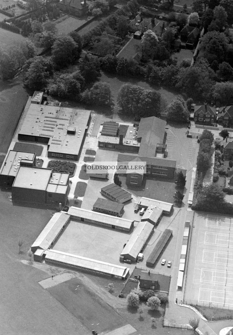 """""""Deacons School (1984)"""" stock image"""