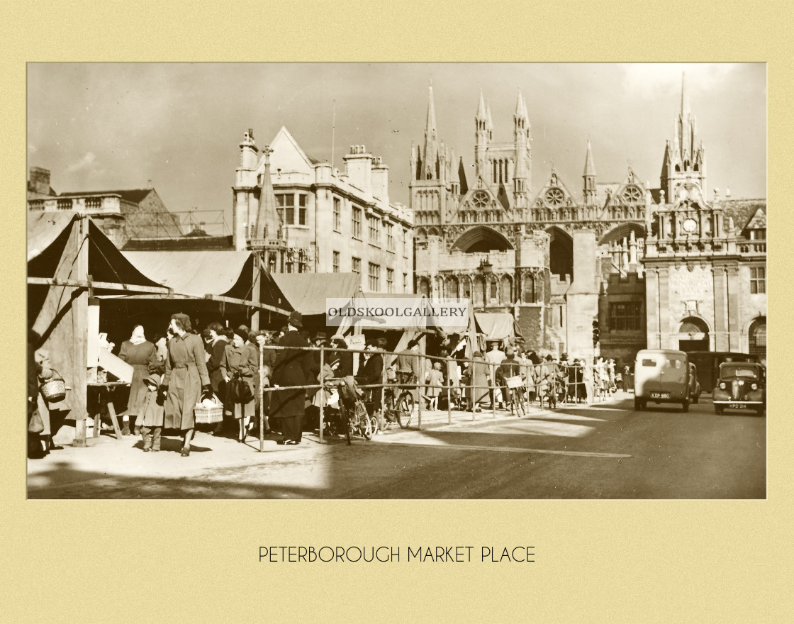 """Market Place"" stock image"