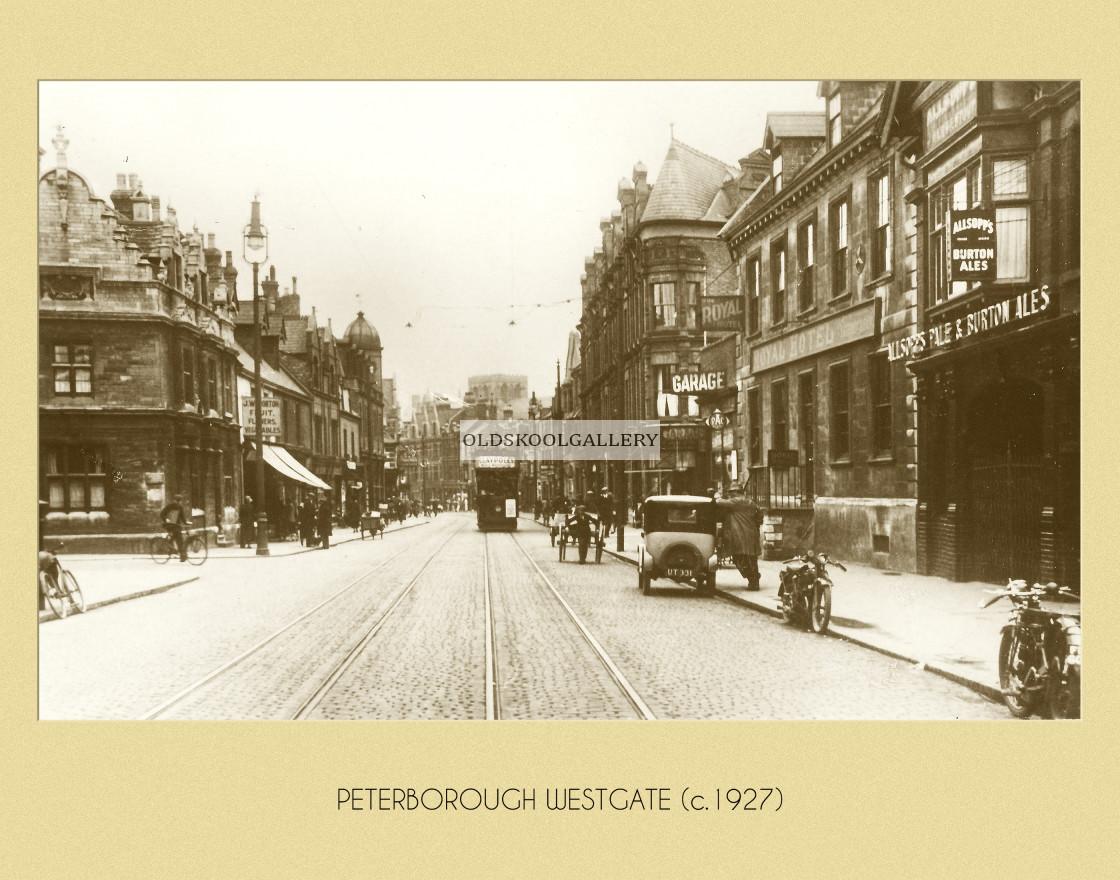 """Westgate (c.1927)"" stock image"