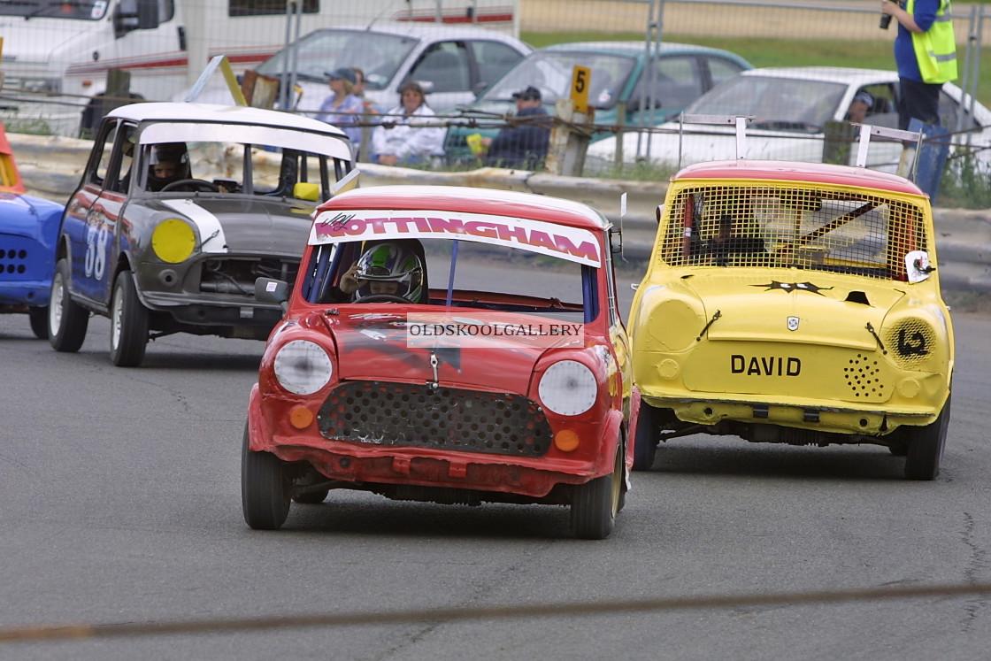 """Alwalton Raceway - 23rd June 2002"" stock image"