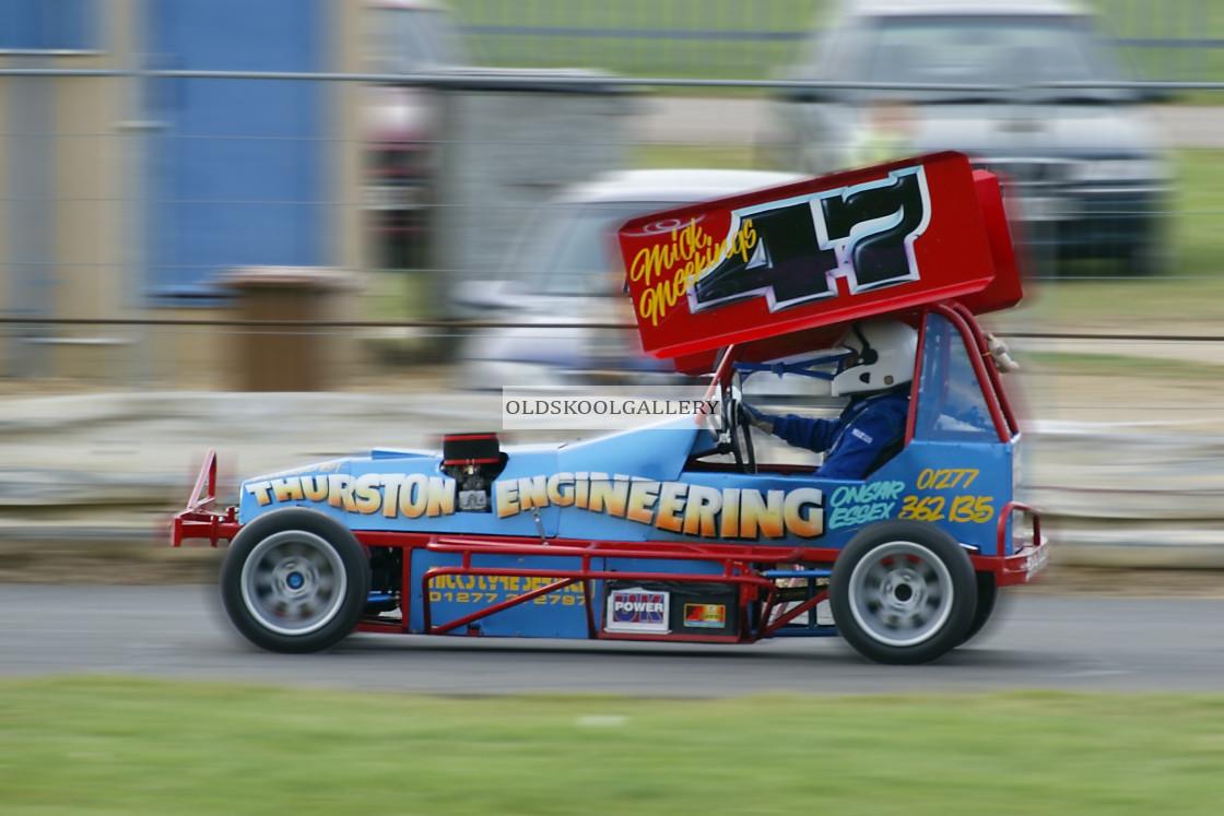 """""""Alwalton Raceway - 19th July 2003"""" stock image"""