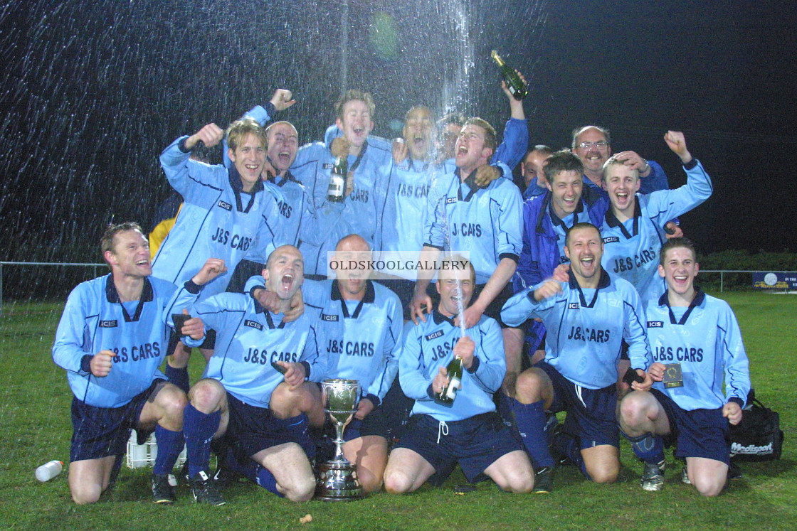 """""""Eye United FC (2002)"""" stock image"""