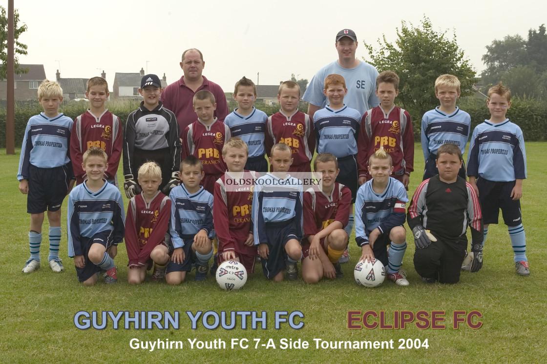 """Guyhirn FC Football Festival (2004)"" stock image"