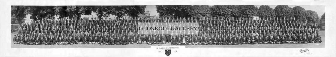"""Kings School 1978"" stock image"