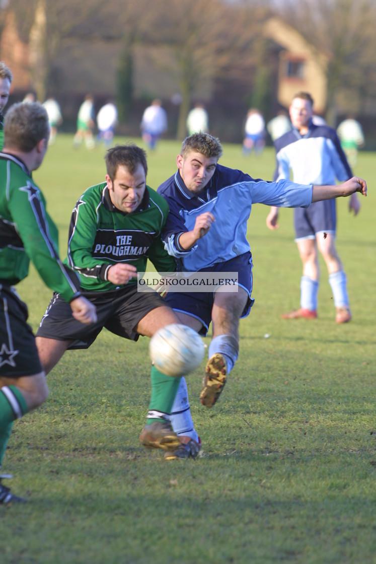 """Sutton Bridge Reserves FC (2003)"" stock image"
