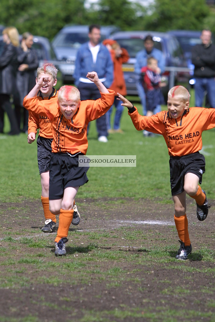 """""""Whittlesey Athletic FC (2002)"""" stock image"""