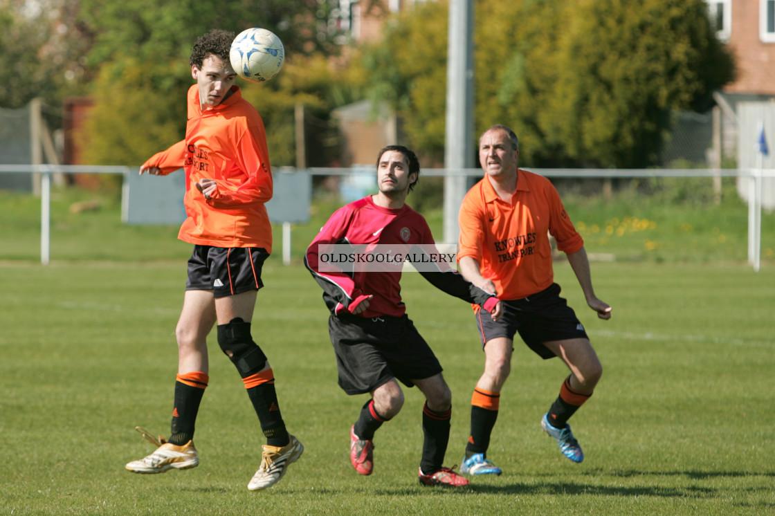 """Netherton United ""A"" FC v Wimblington ""A"" FC (2009)"" stock image"