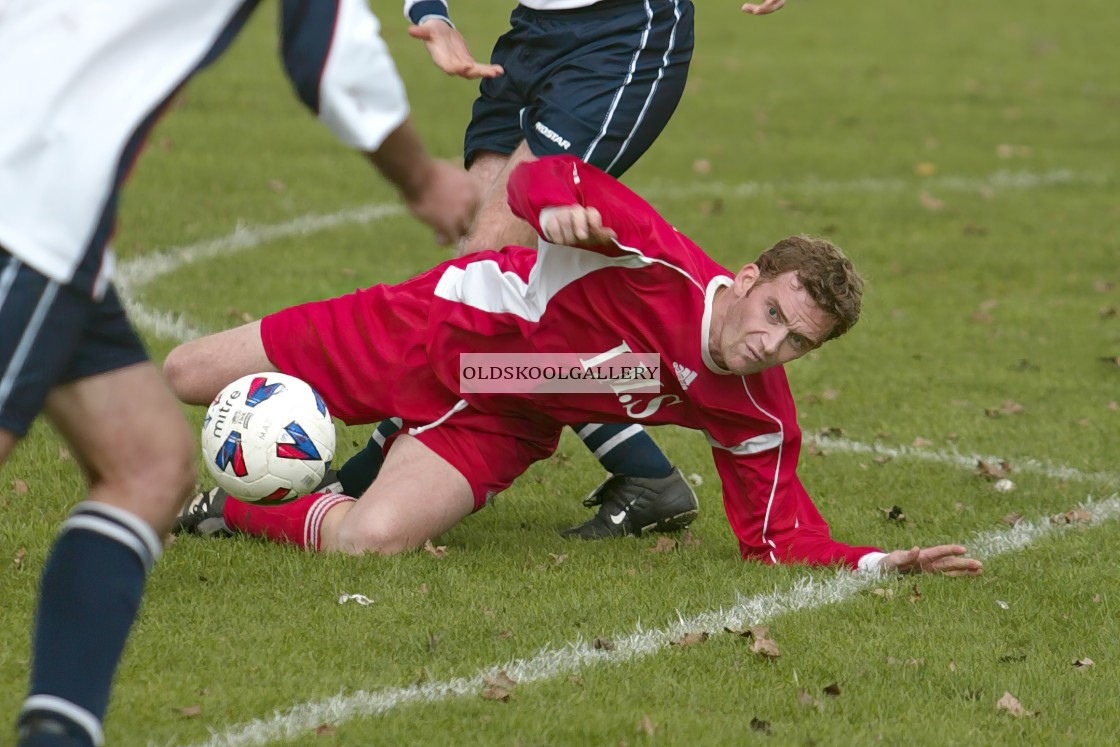 """""""Ely City FC (2004/2005)"""" stock image"""
