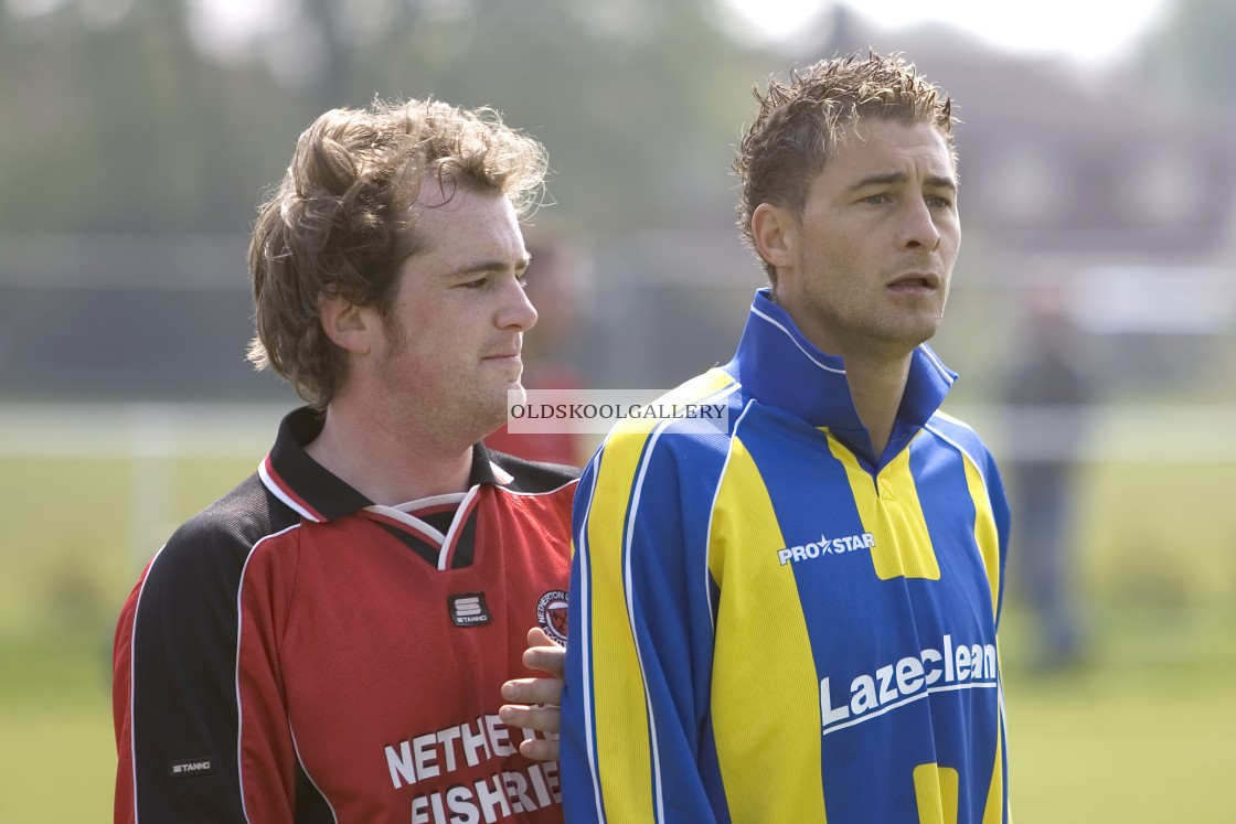 """Netherton United FC v AMP Royal Oak FC (2005)"" stock image"