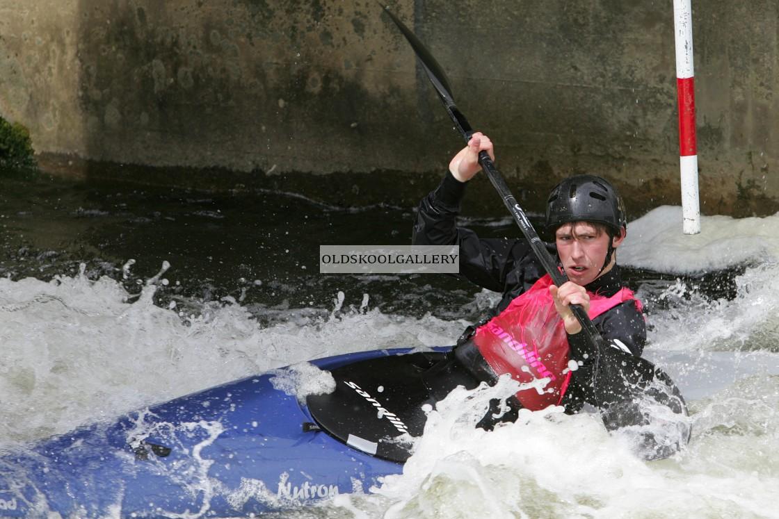 """""""Proteus Canoe (2009)"""" stock image"""