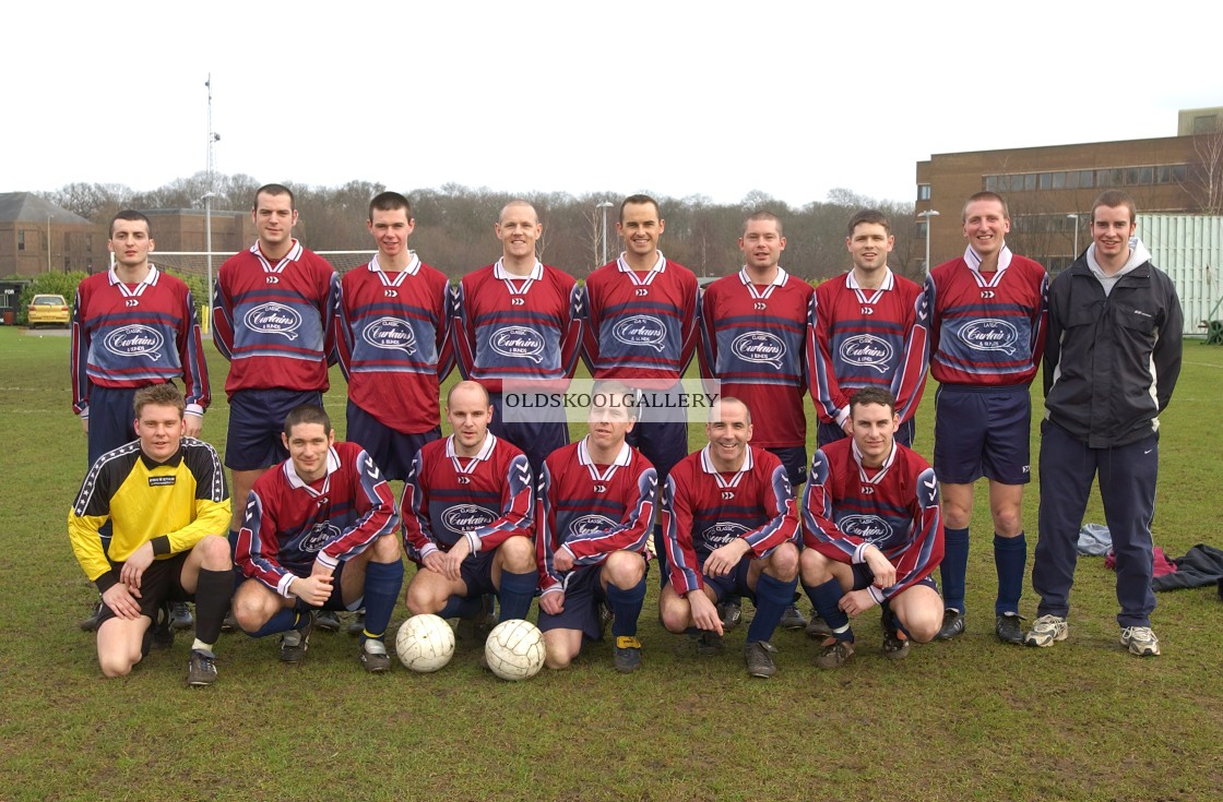 """""""Ortonians Reserves FC (2002)"""" stock image"""