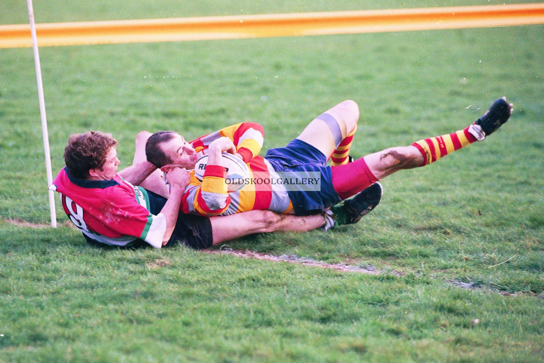 """Peterborough RUFC (2002)"" stock image"