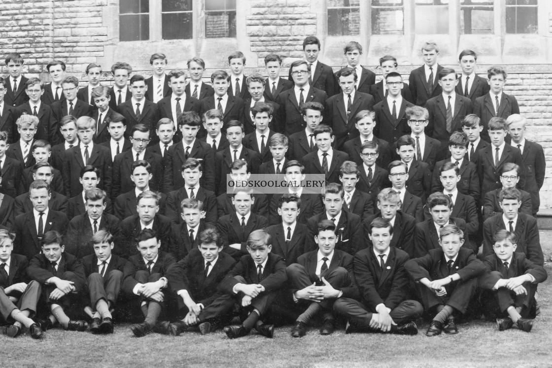 """Stamford School 1962 (E)"" stock image"