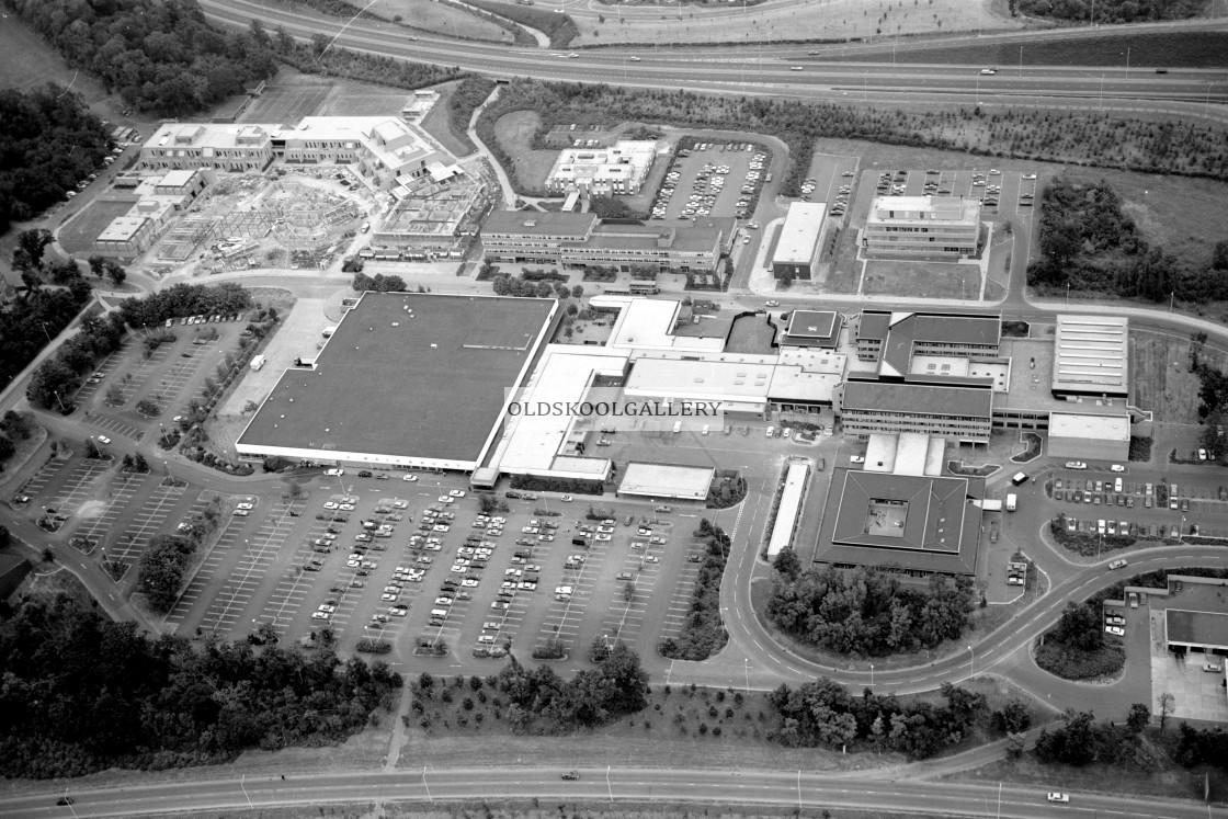 """""""Bretton Centre (1979)"""" stock image"""