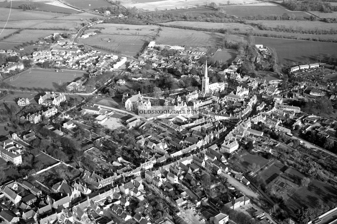 """""""Oundle (1979)"""" stock image"""