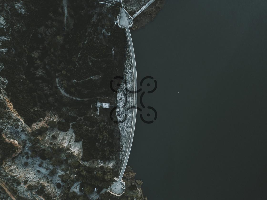 """Lake Marathon"" stock image"