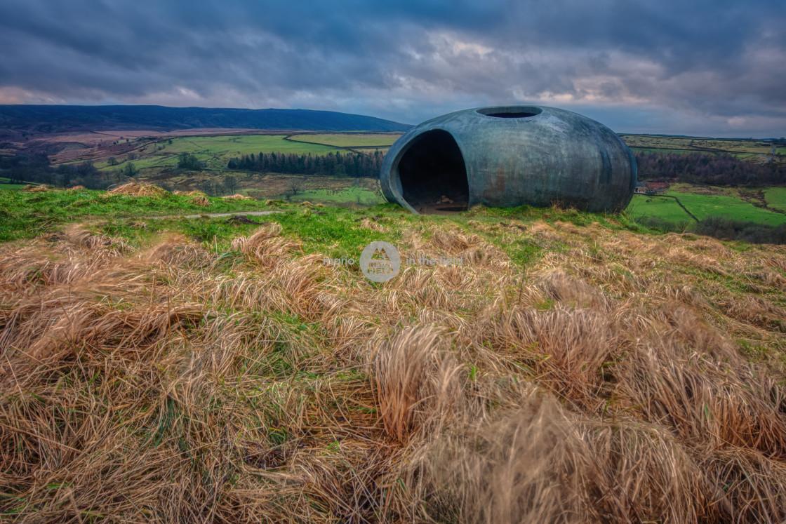 """""""The Atom - Panopticon"""" stock image"""