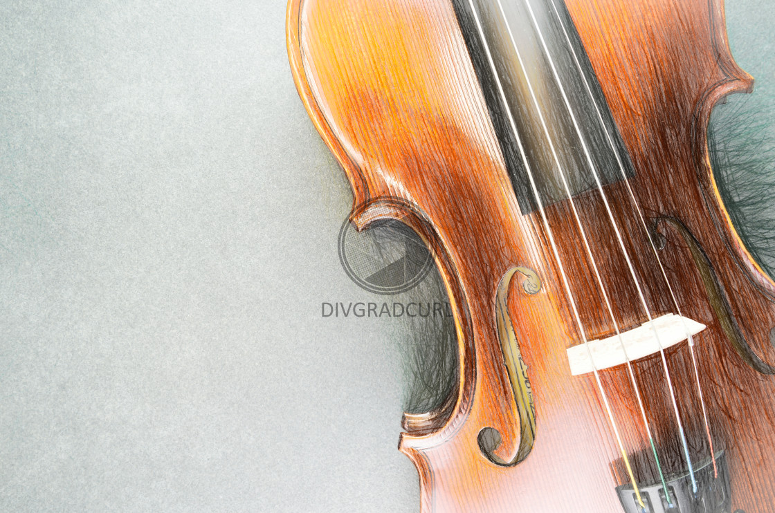 """""""classic musical instruments"""" stock image"""