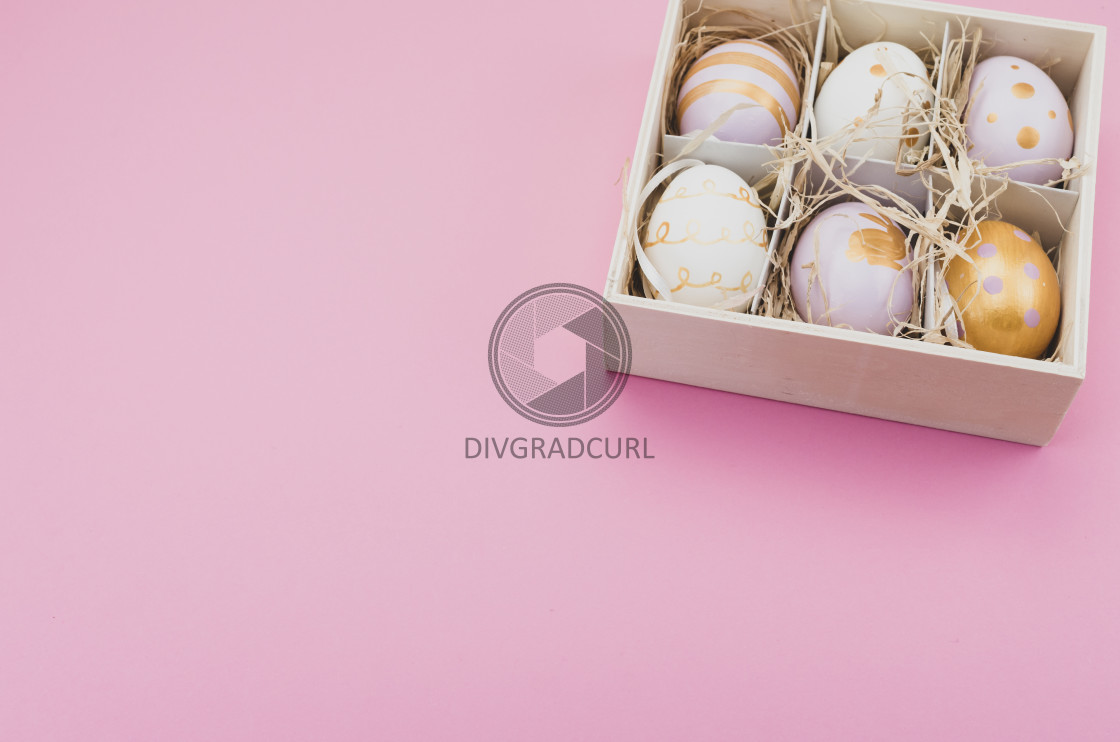 """""""decorated objects still life"""" stock image"""