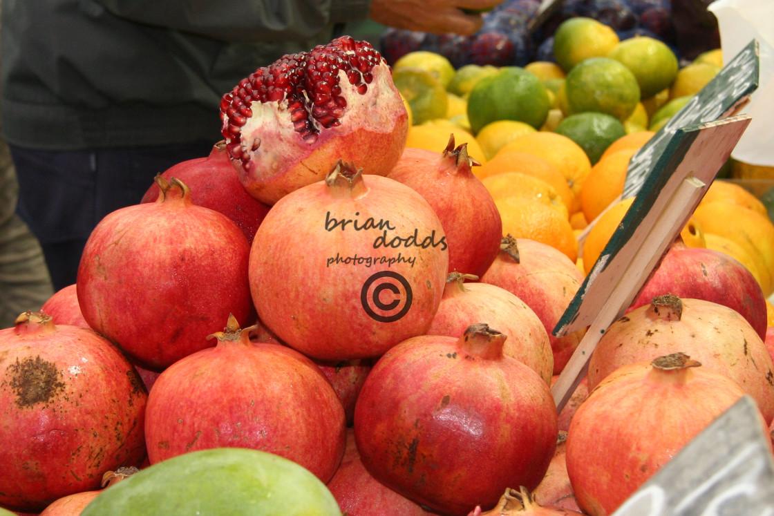 """Mehane Yehuda Market"" stock image"