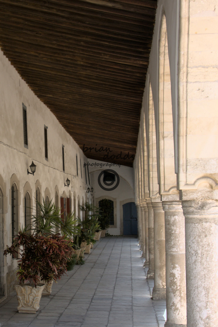"""St Lazarus Church, Larnaca, Cyprus"" stock image"