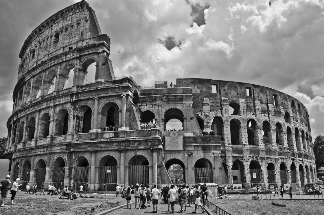 """Colosseum"" stock image"