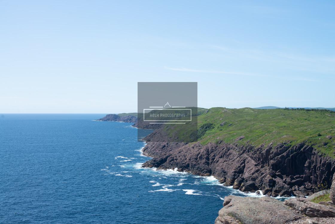 """Cape Spear"" stock image"