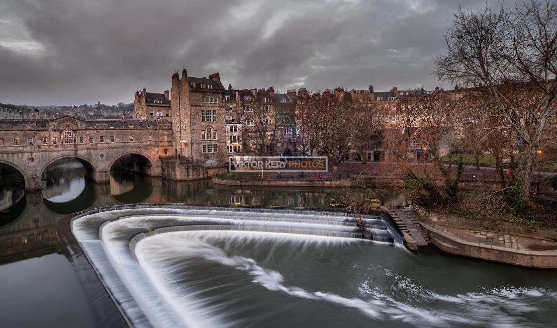 """Bath city, England"" stock image"
