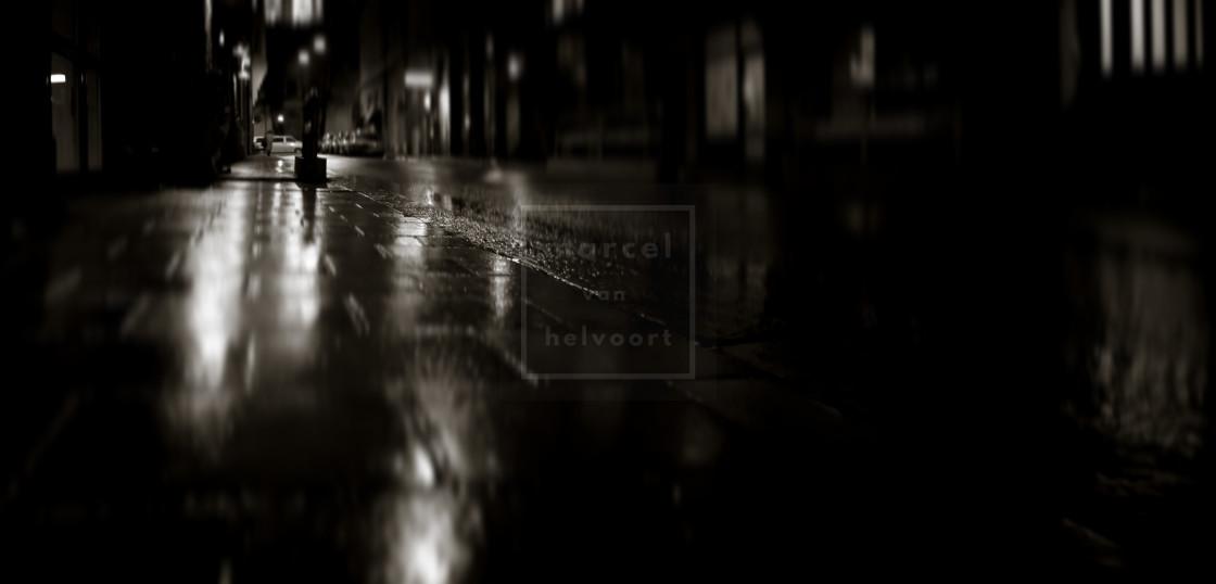 """early morning rain"" stock image"